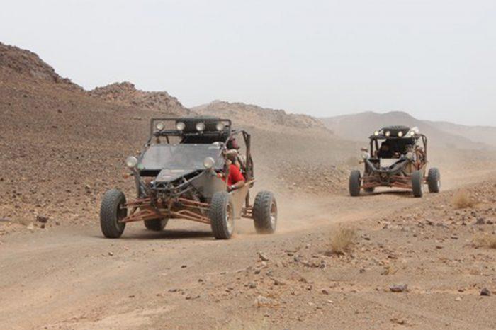 Circuit SSV 3 Jours: Atlas et Desert D'Agafay